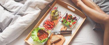 gezonde voeding voor je voeten