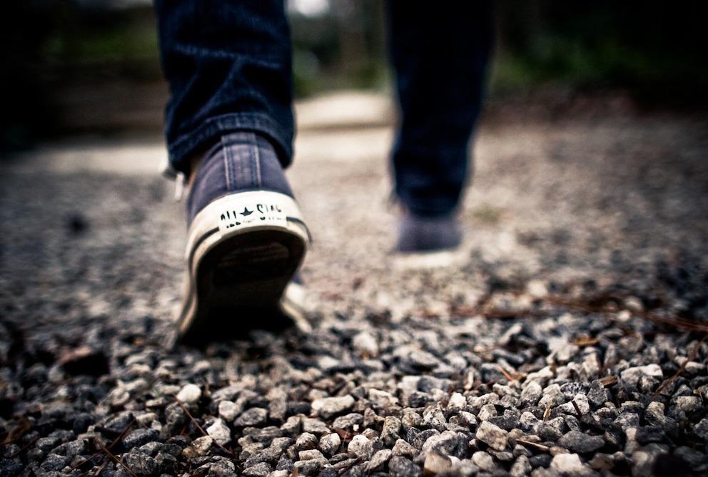 tips voor vermoeide voeten