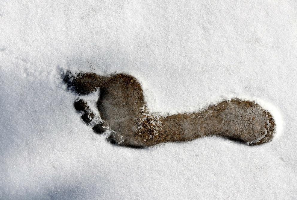 last van koude voeten