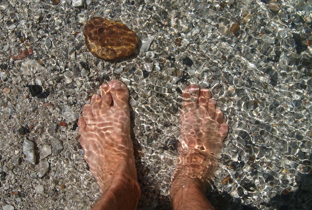 voetverzorging voor mannen