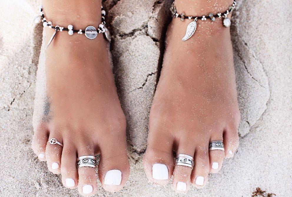sexy voeten tips